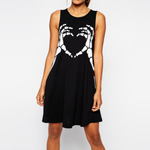 Gianna Bones Dress