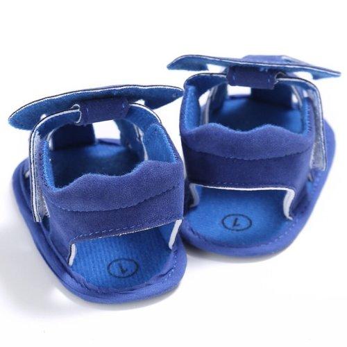 First Walker Elephant Shoes Blue