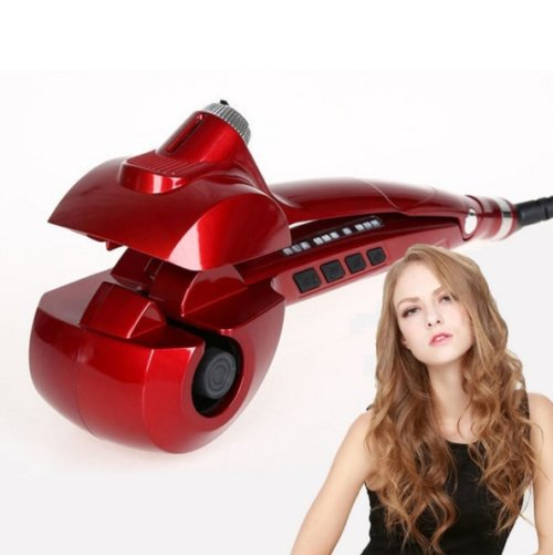 Advanced Automatic Curler