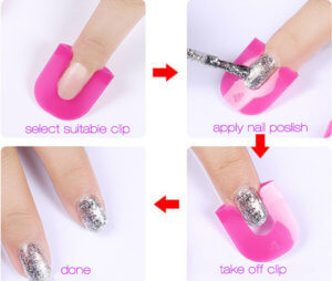 26Pcs. Nail Polish Guard