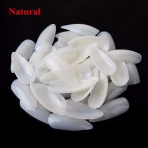 500 Tips Artificial Nails Natural