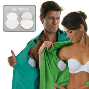 Armpit Disposable Sweat Pads