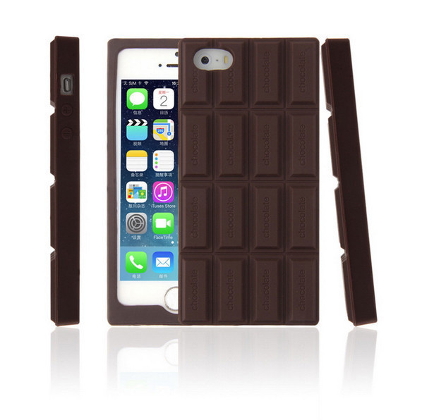 ★ FREE ★ Chocolate Lover's iPhone Case for iPhone 5 & 5S