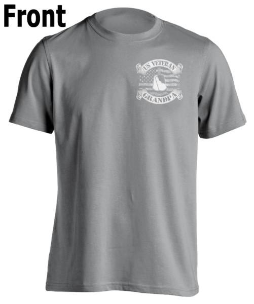 Veteran Grandpa T-Shirt