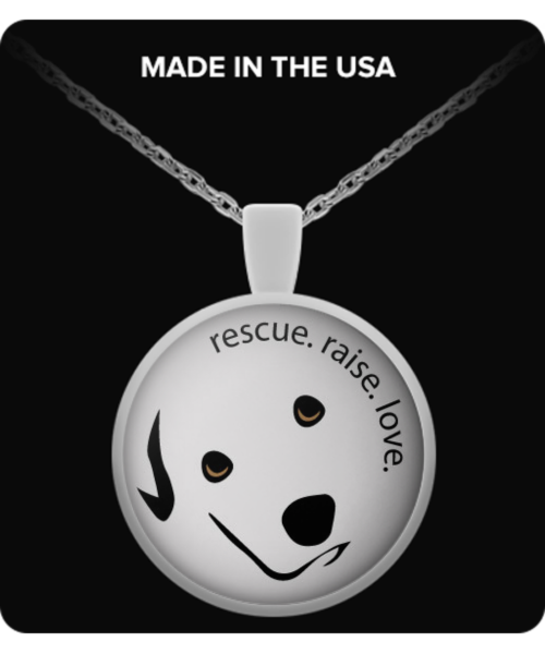 Rescue Raise Love Necklace