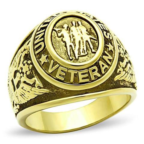 U.S. Military Veteran Ring