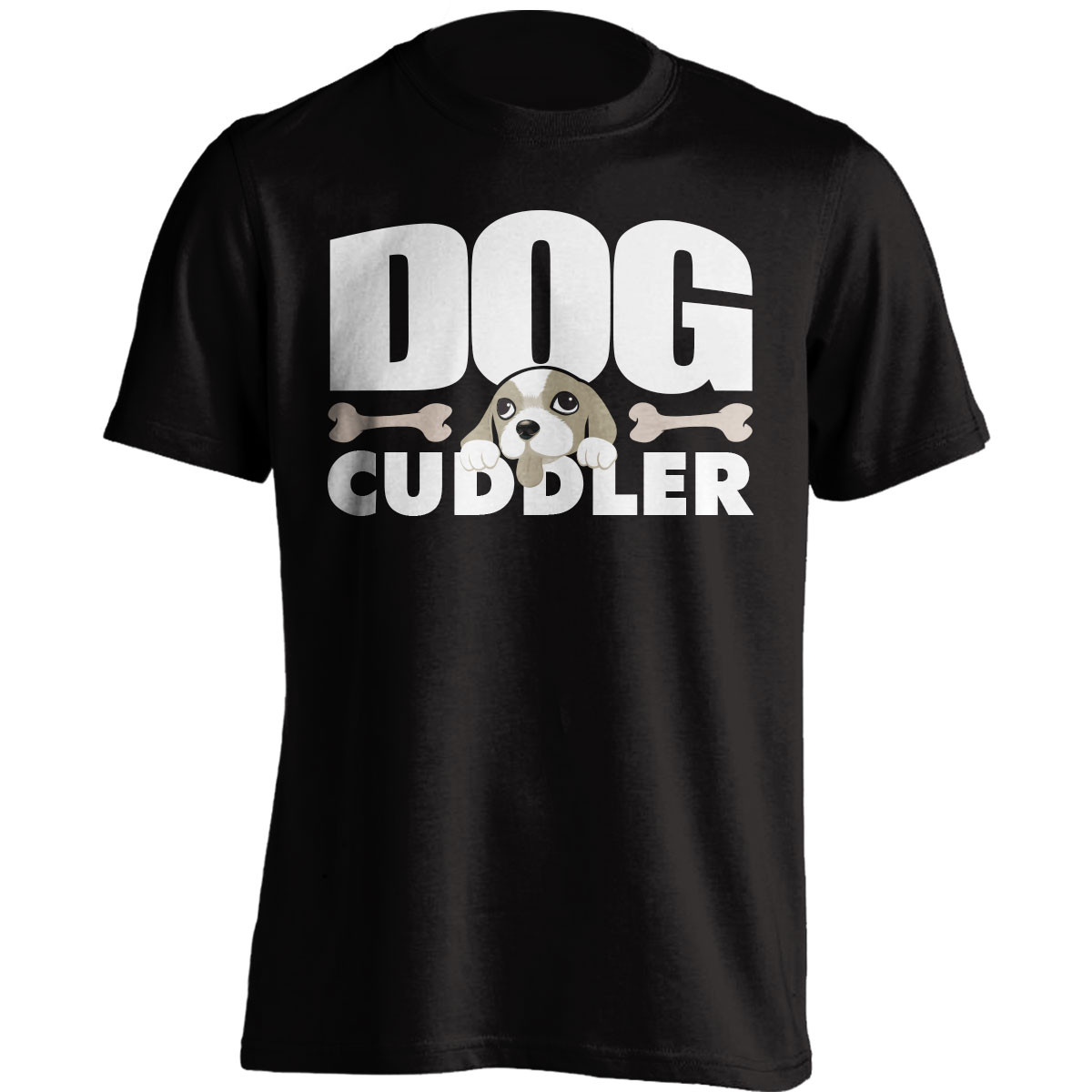 Dog Cuddler T-Shirt