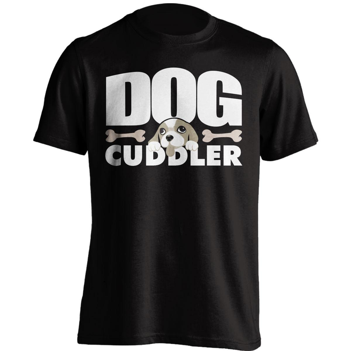Dog Cuddler T-Shirt