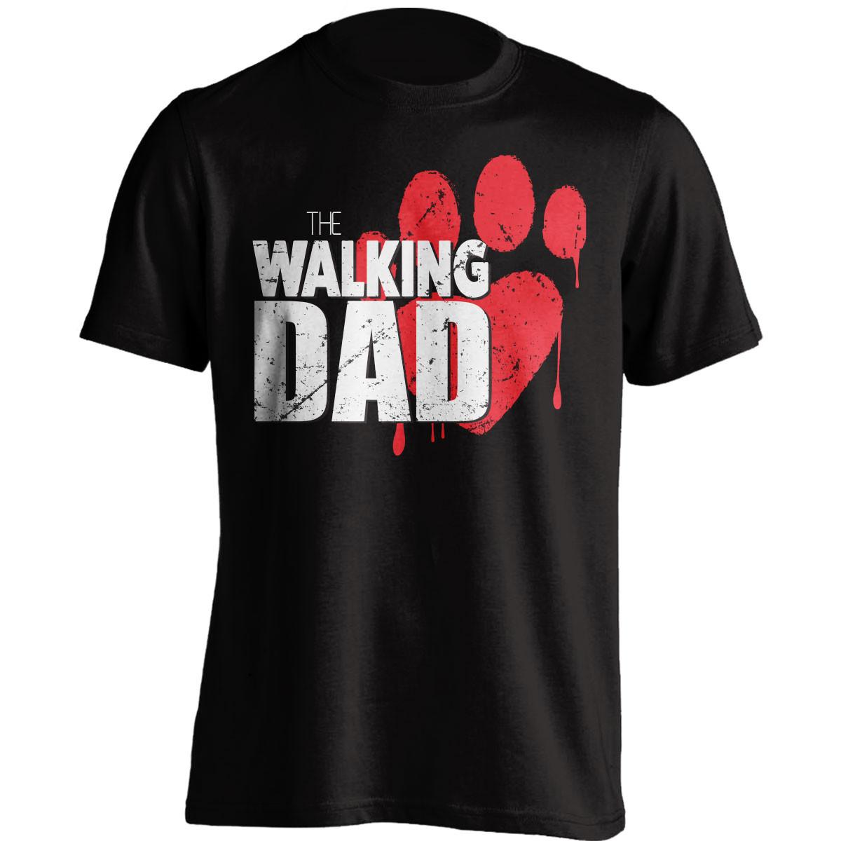 """The Walking Dad"" T-Shirt"