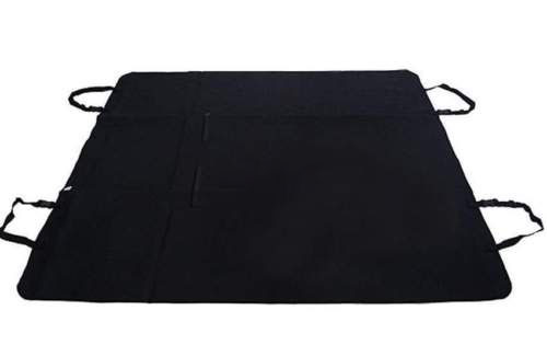 Pet Portable Car Rear Back Seat Waterproof Cover