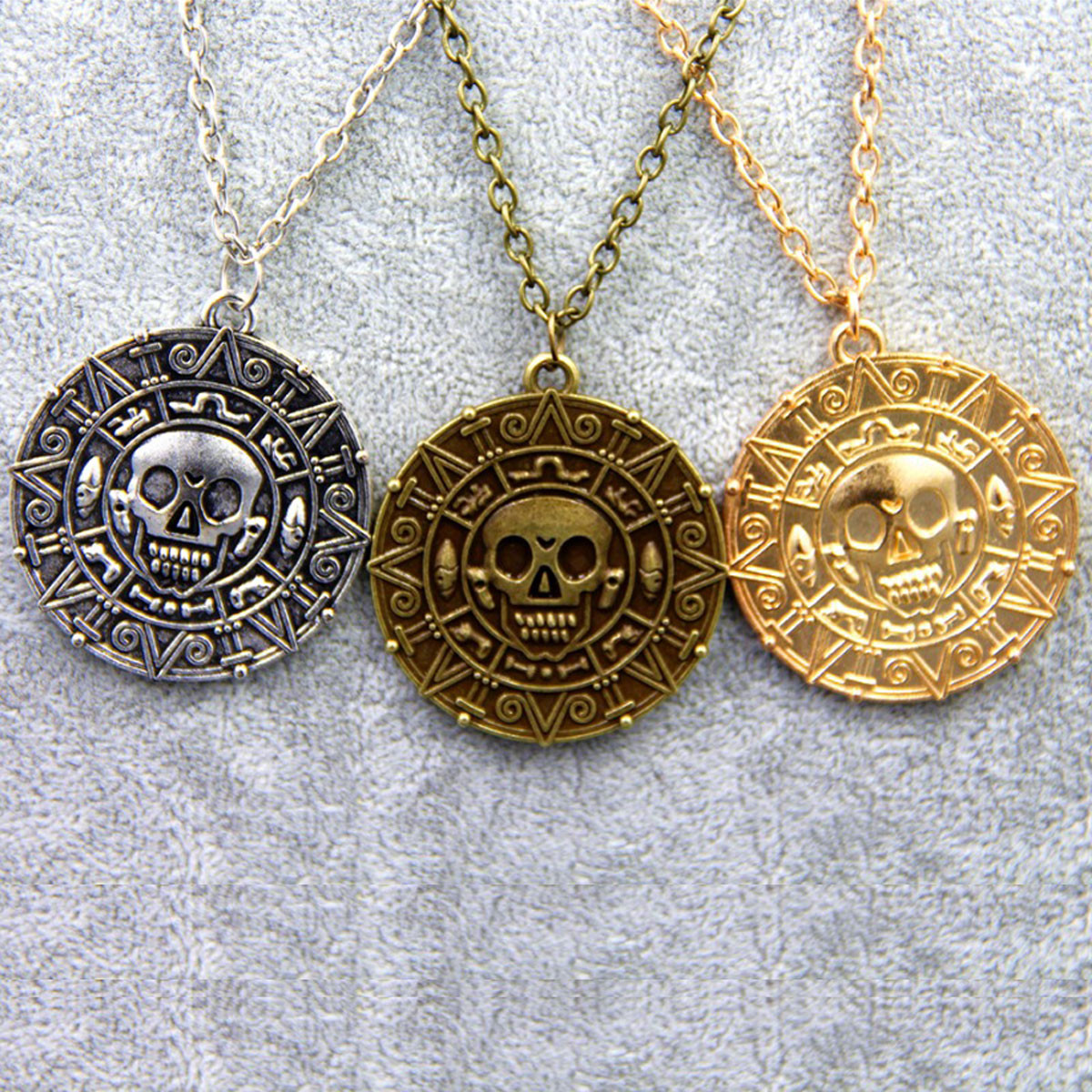 Vintage Pirates Necklace