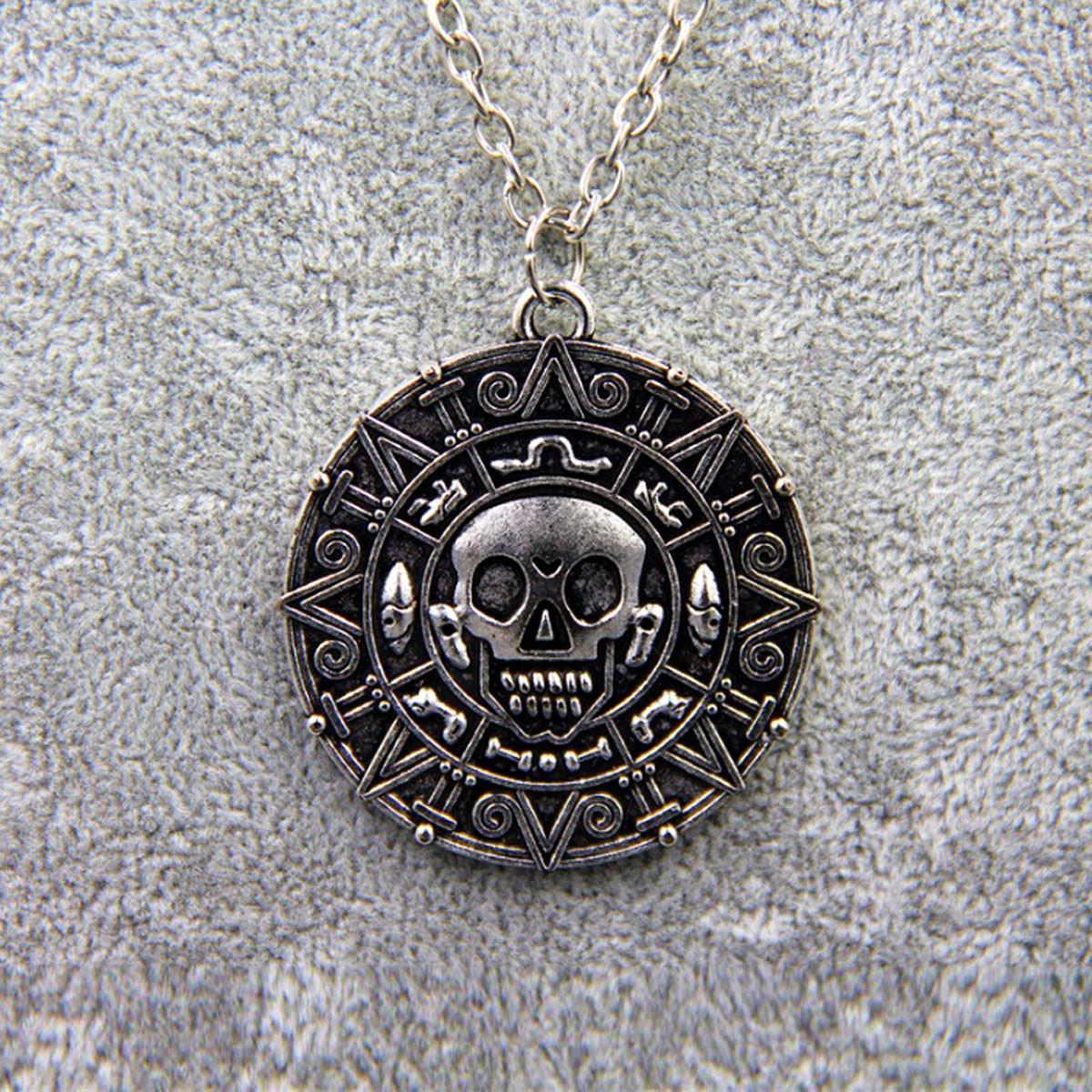 Vintage Pirates Necklace