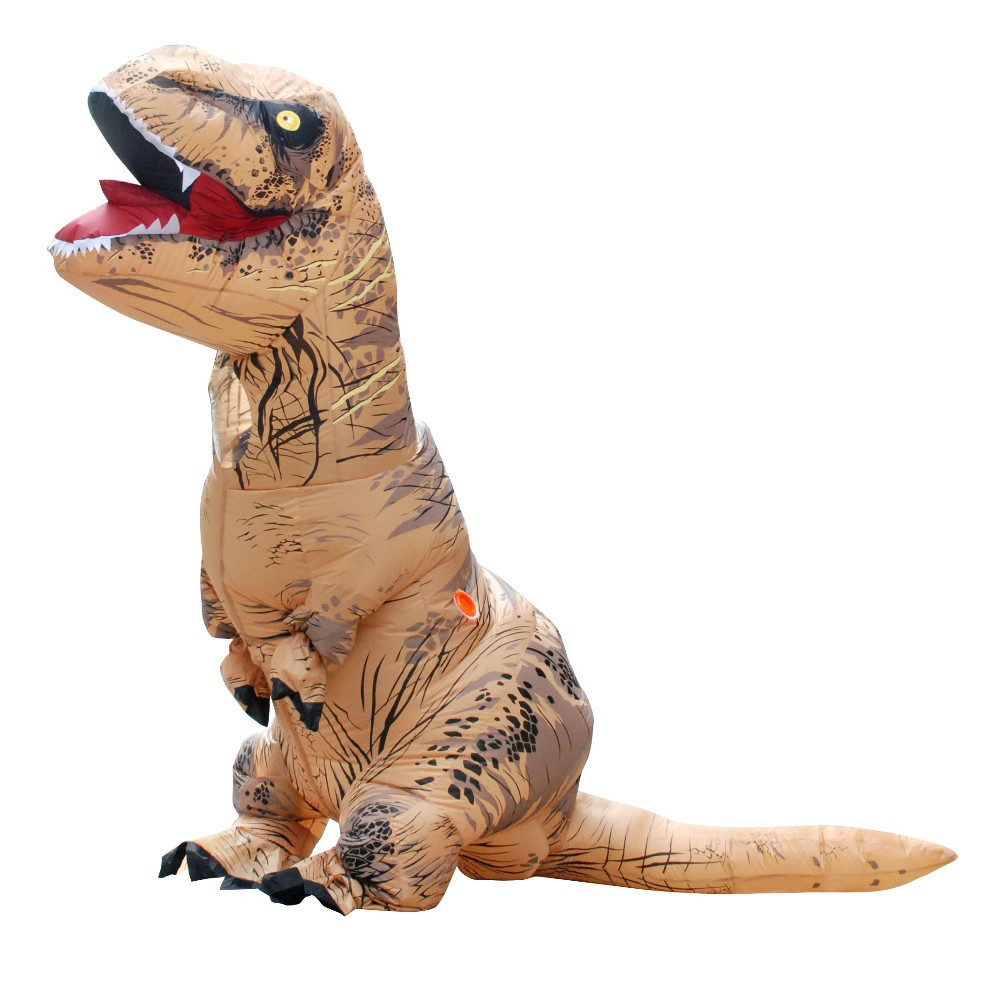 Inflatable Dinosaur Halloween Costume