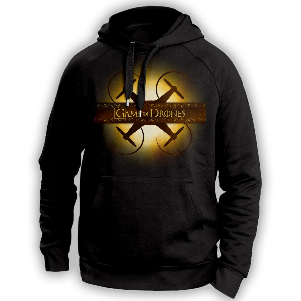 """Game Of Drones"" Drone Flying Hoodie"