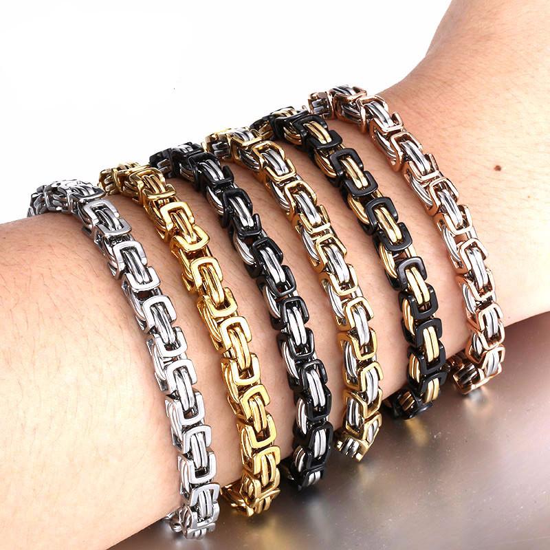 Punk Byzantine Bracelet