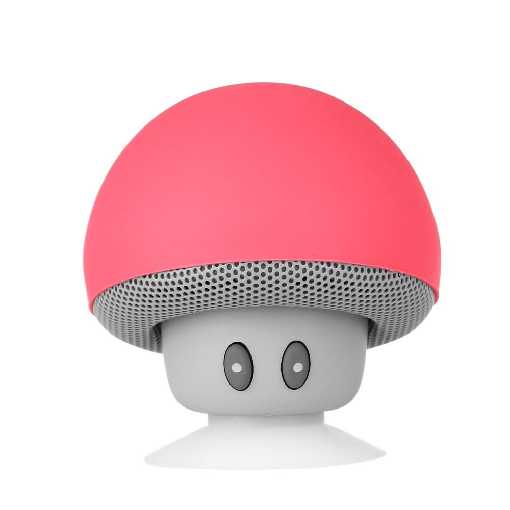 Waterproof Portable Mushroom Bluetooth Speaker