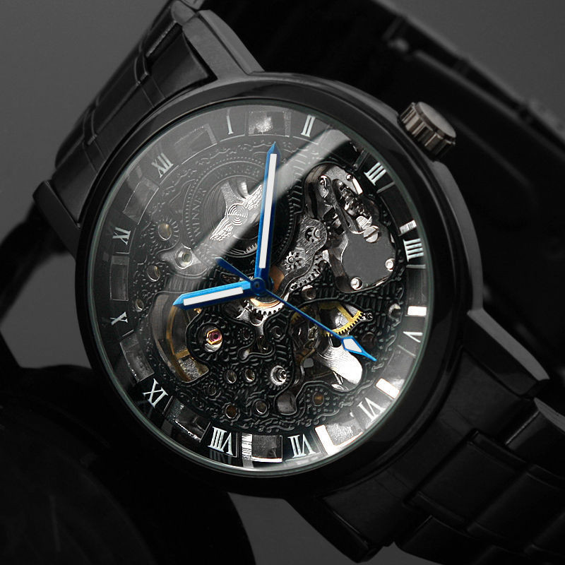 Skeleton Steampunk Watch
