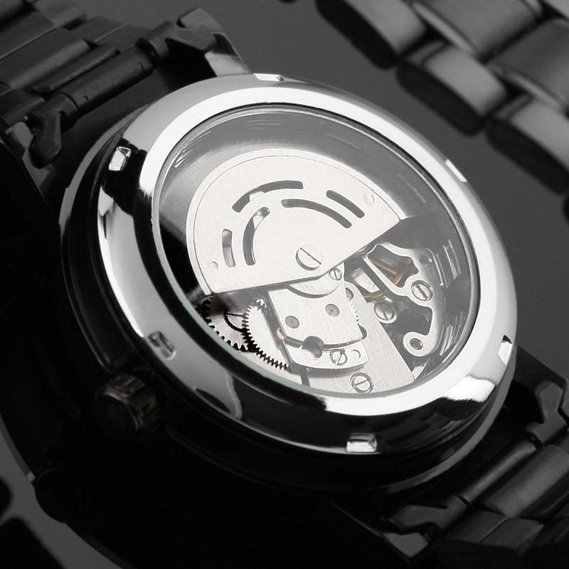 Skeleton Steampunk Watch