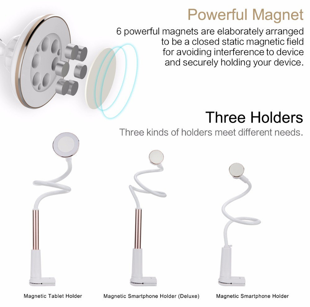 Magnetic Phone And Tablet Holder
